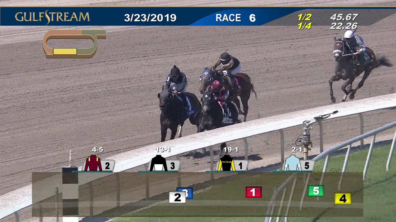 Photo of Gulfstream Park Replay Show | March 23, 2019