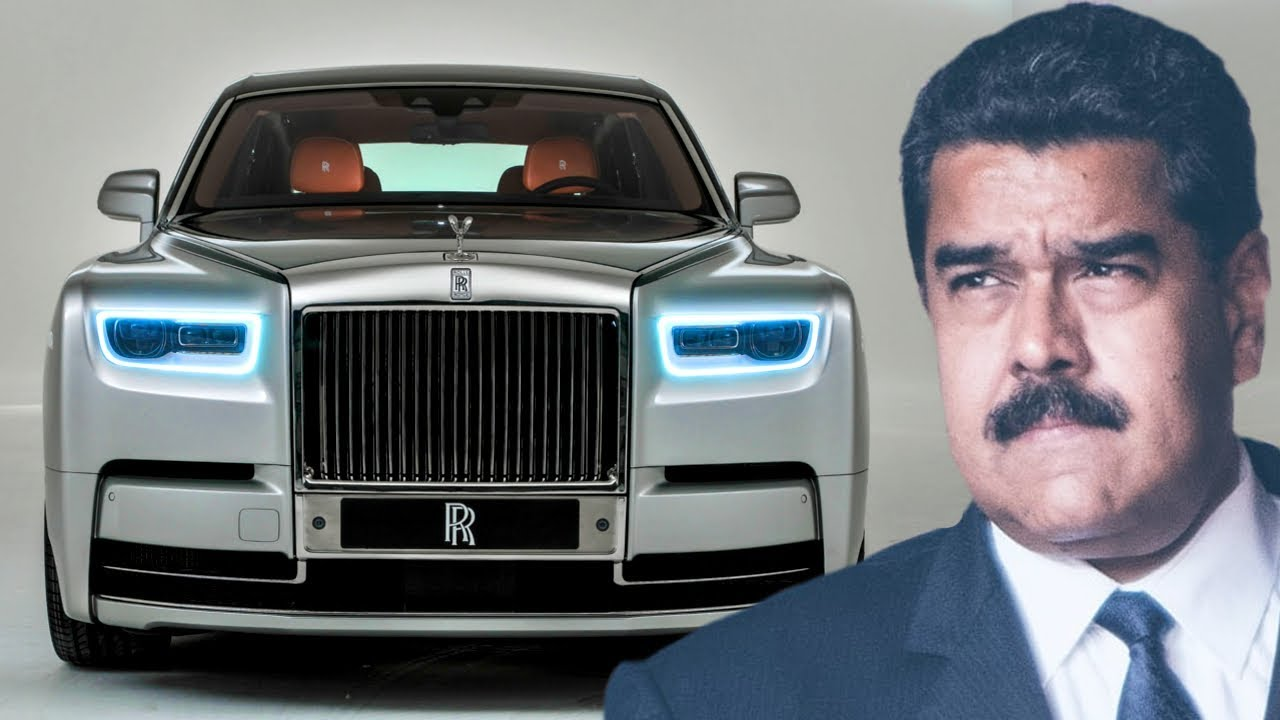 Photo of Nicolás Maduro – 10000000$ Lifestyle 2019