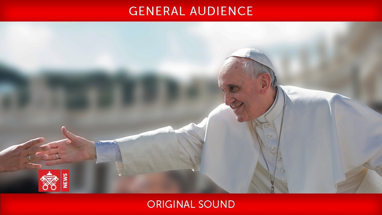 Photo of Pope Francis – General Audience 2019-03-27
