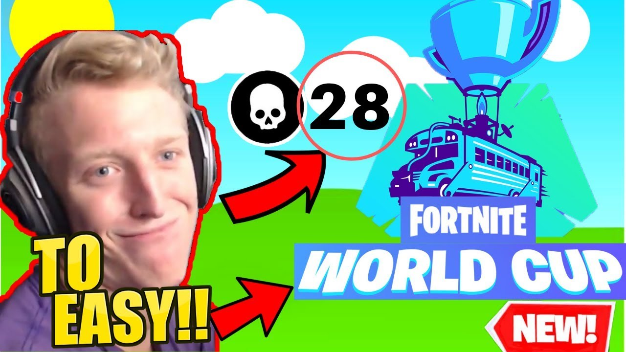 Photo of Tfue Gets 28 Kills In Fortnite World Cup Qualifiers Against Pros! ($30 Million Tournament) WINNER