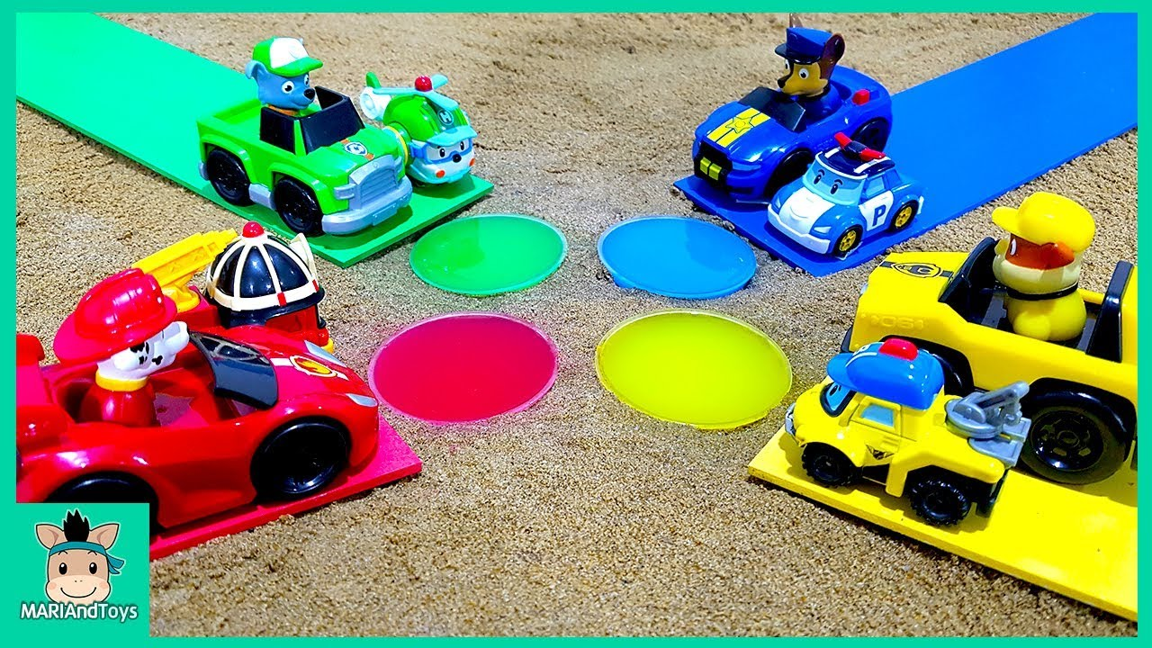 Photo of Cars toy videos for Children. Colors for Kids to Learn with Disney CARS 3. Baby Song | MariAndToys
