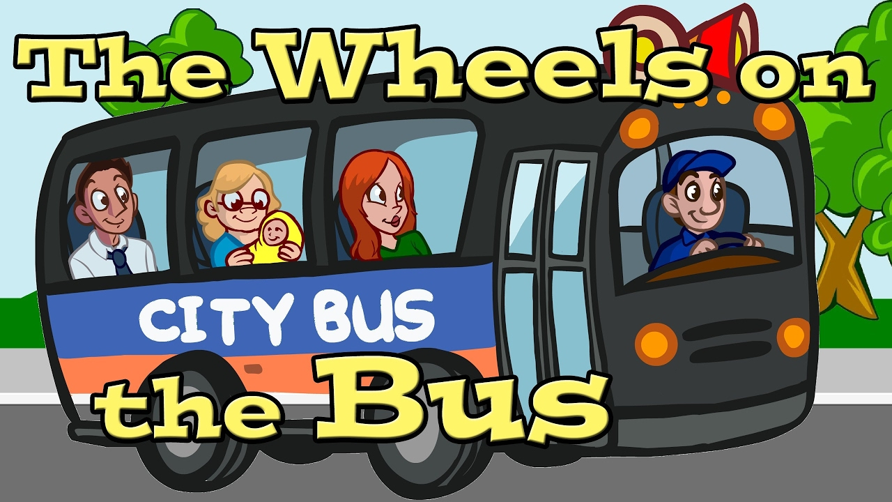 Photo of The Wheels on the Bus Song for Children | Kids Learning Videos