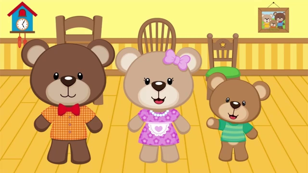 Photo of Goldilocks and the Three Bears | Kids Learning Videos