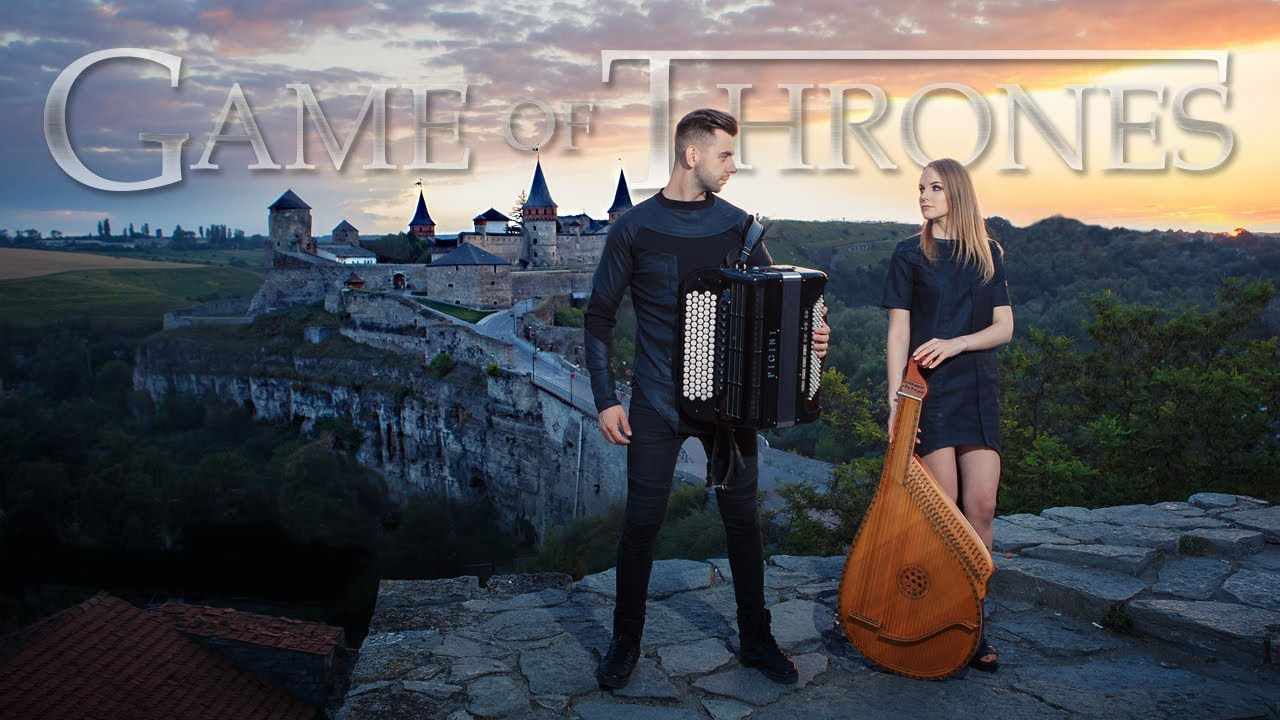 Game of Thrones – Soundtrack   Cover   Bandura and Accordion