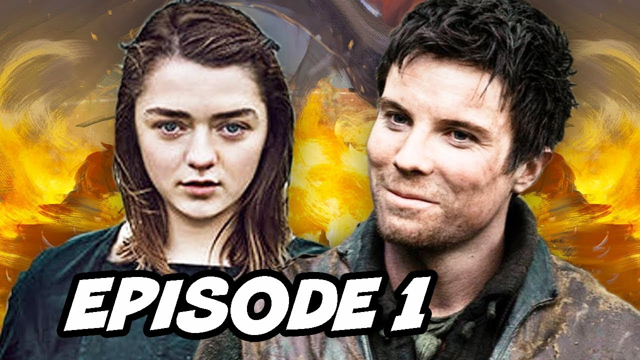 Photo of Game Of Thrones Season 8 Episode 1 Preview Easter Eggs Breakdown