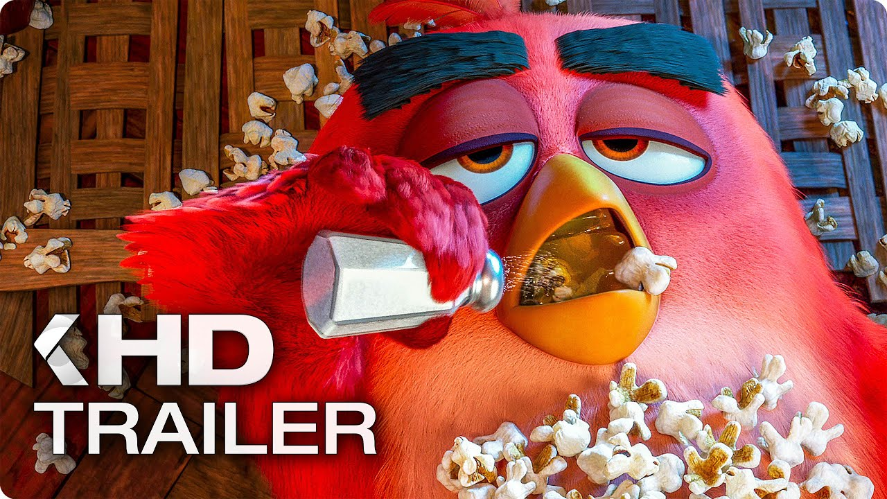 Photo of THE ANGRY BIRDS MOVIE 2 – 6 Minutes Trailers (2019)