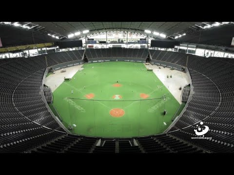 Photo of TIMELAPSE: Japan Rugby World Cup Sapporo stadium