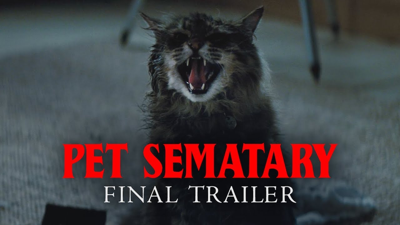 Photo of Pet Sematary (2019) – Final Trailer – Paramount Pictures