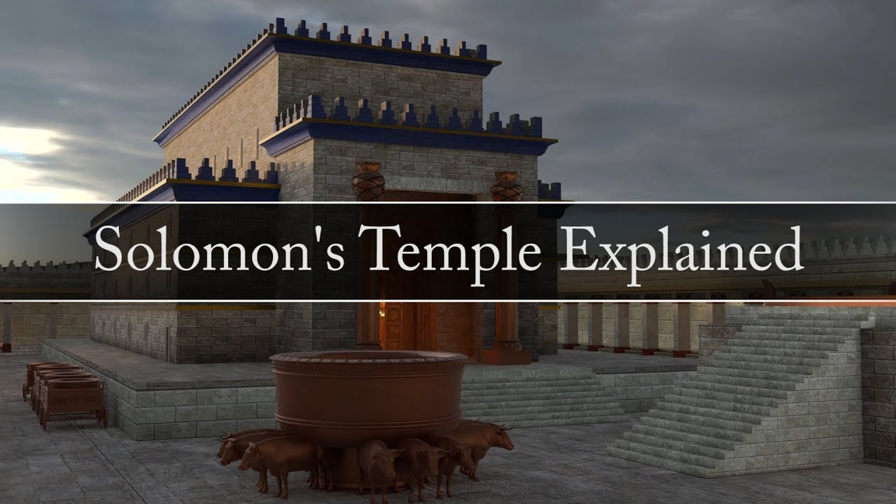 Photo of Solomon's Temple Explained