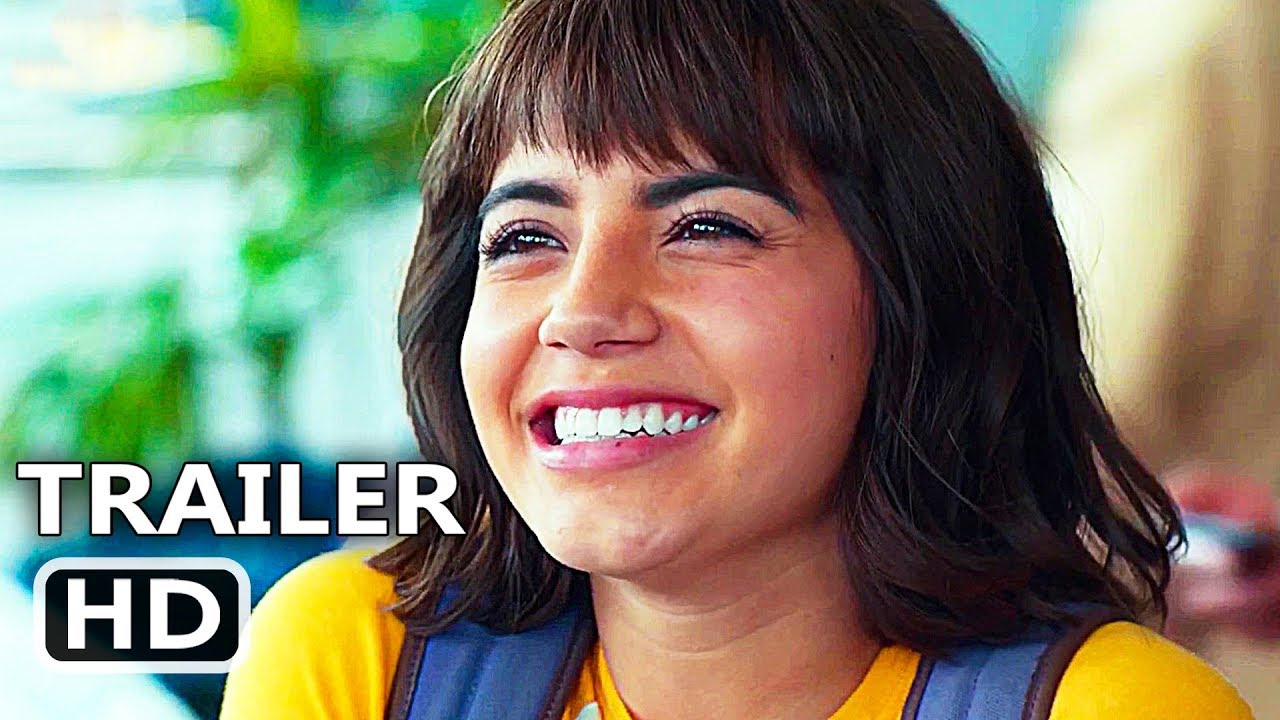 Photo of DORA THE EXPLORER Official Trailer (2019) Lost City of Gold, Isabella Moner Movie HD