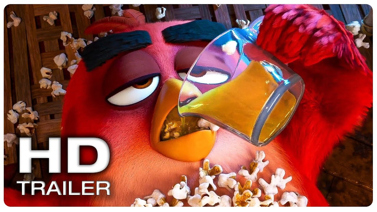 Photo of THE ANGRY BIRDS MOVIE 2 Trailer #3 Official (NEW 2019) Animated Movie HD