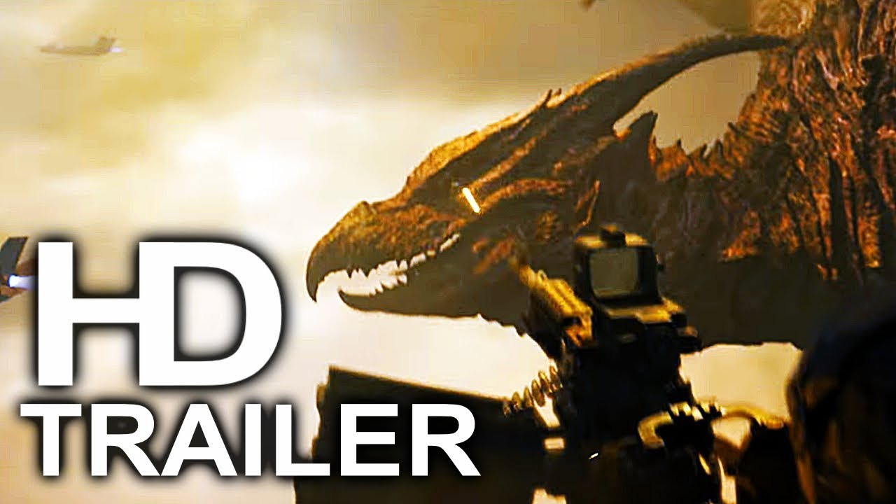 Photo of GODZILLA 2 Final Trailer #3 NEW (2019) King Of The Monsters Action Movie HD