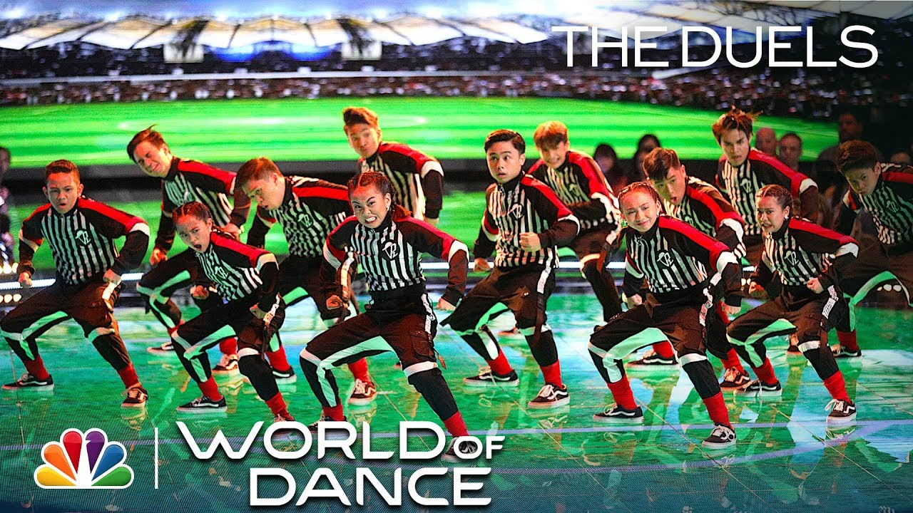 "Photo of VPeepz's ""Tambourine"" Keeps Up the Intensity – World of Dance 2019 (Full Performance)"