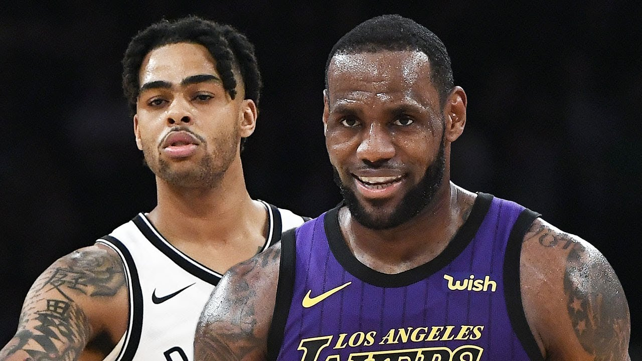 Photo of Brooklyn Nets vs LA Lakers – Full Game Highlights | March 22, 2019 | 2018-19 NBA Season