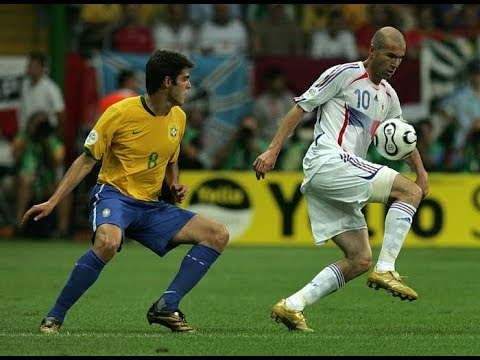 Photo of Brazil vs France 0/1 World Cup 2006 Quarter Final (Arabic Commentry) Fantastic Zedane