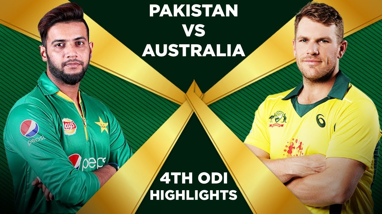 Photo of Pakistan Vs Australia 2019 | 4th ODI | Highlights | PCB