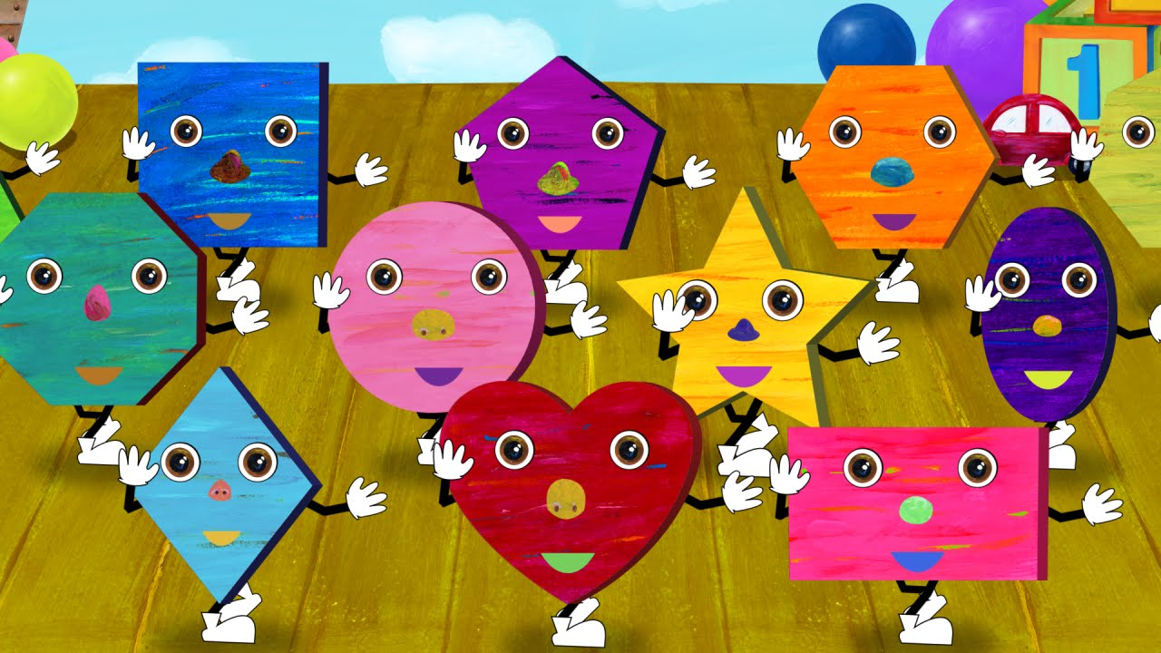 Photo of Shapes Song – 31 Kids Songs and Videos