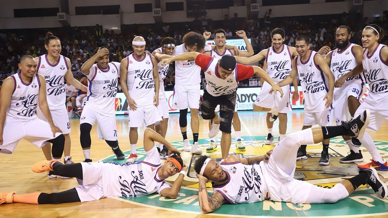 Photo of The PBA North All-Stars got the moves! | PBA All-Star 2019