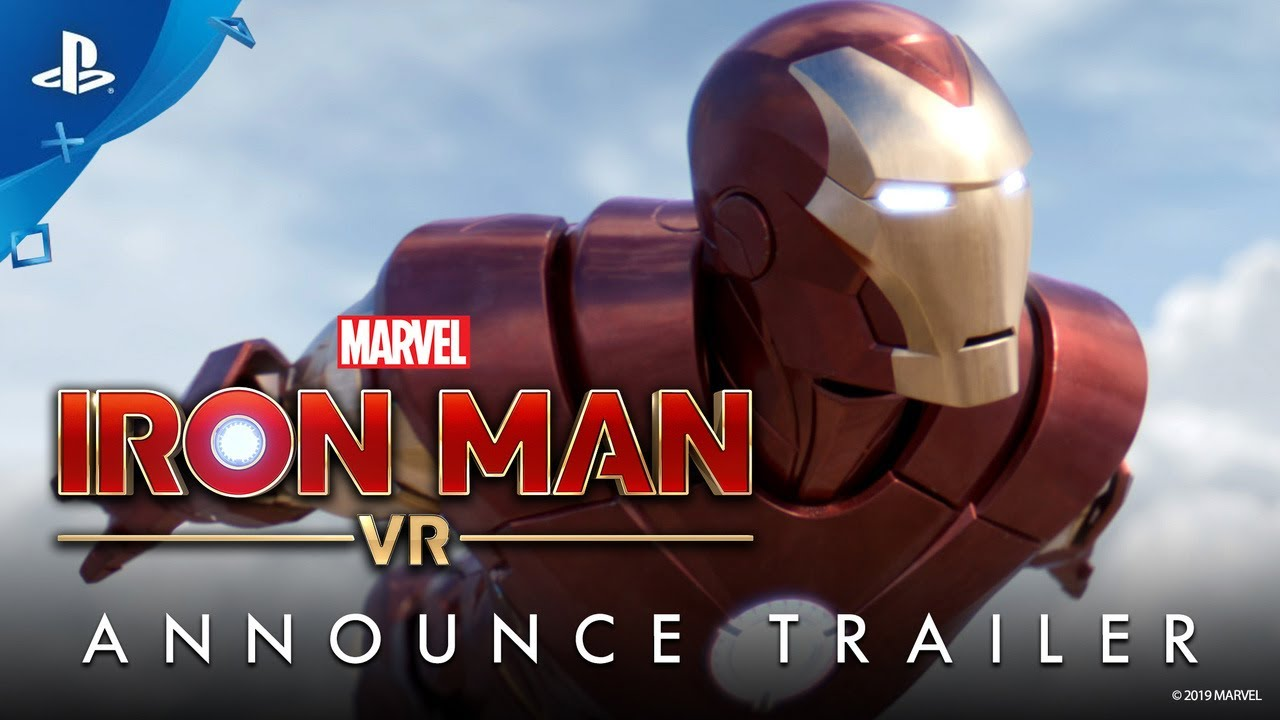Photo of Marvel's Iron Man VR Arrives 2019 on PlayStation VR! | Official Announce Trailer