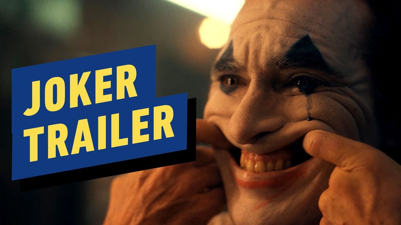 Photo of Joker – Teaser Trailer (2019) Joaquin Phoenix, Robert De Niro