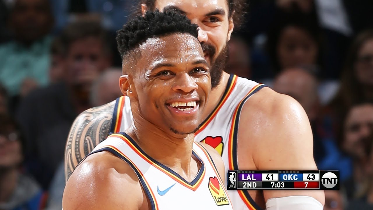 Photo of LA Lakers vs OKC Thunder – Full Game Highlights | April 2, 2019 | 2018-19 NBA Season