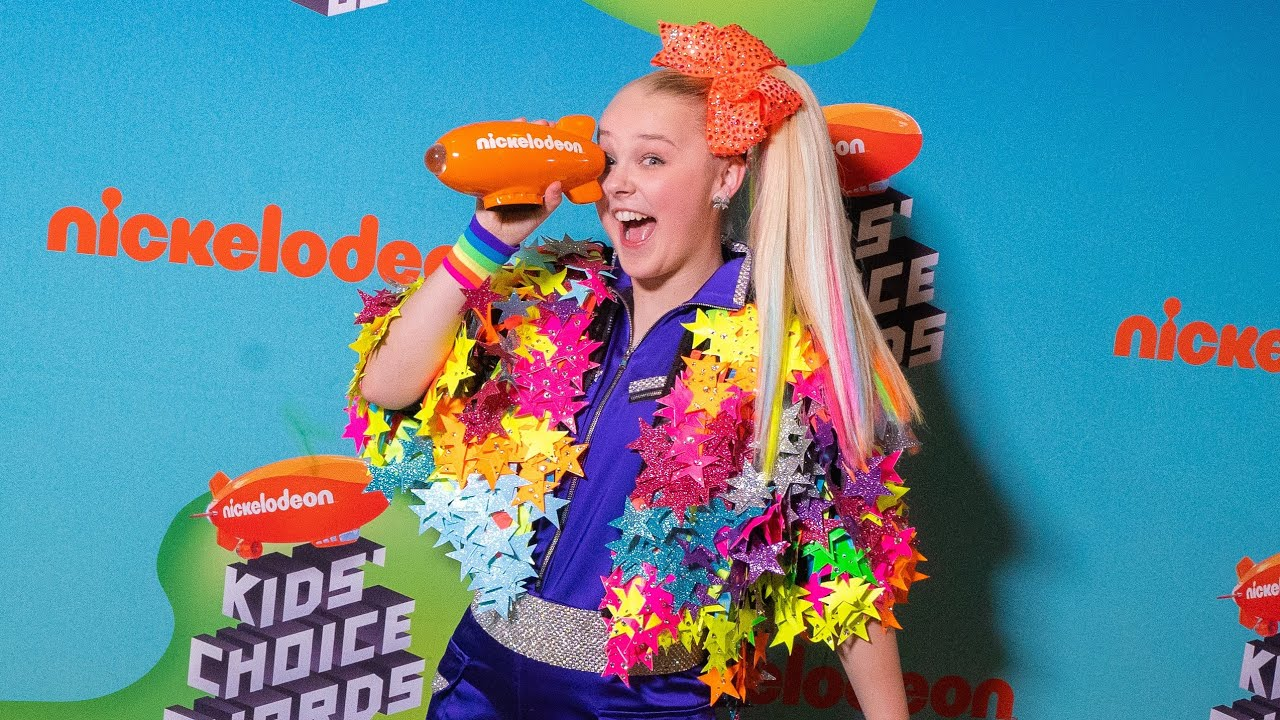 Photo of JOJO SIWA KIDS' CHOICE AWARDS 2019!