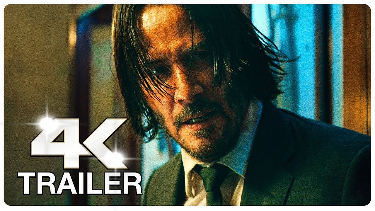 Photo of JOHN WICK 3 : 5 Minute Trailers (4K ULTRA HD) NEW 2019