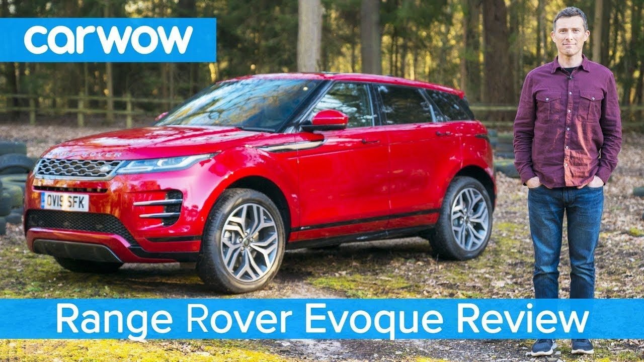 Photo of Range Rover Evoque SUV 2019 in-depth review on and off-road! | carwow reviews