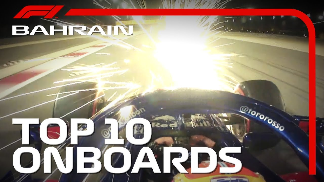 Photo of Top 10 Onboards | 2019 Bahrain Grand Prix