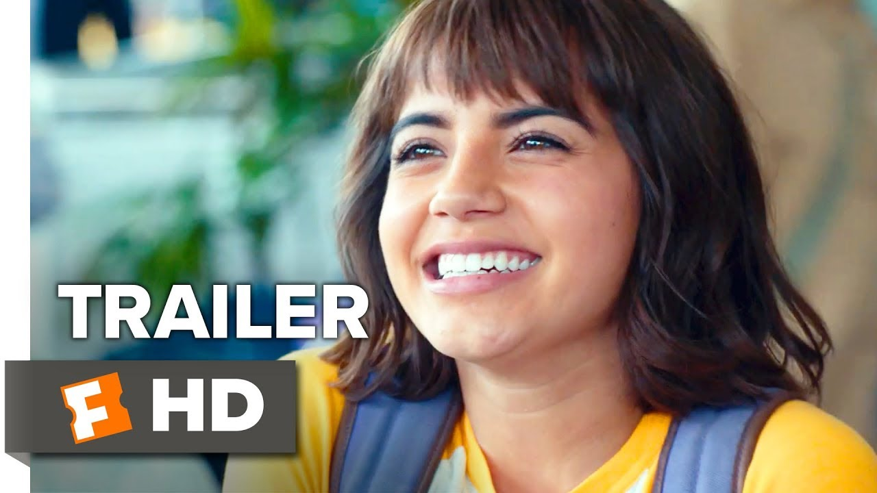 Photo of Dora and The Lost City Of Gold Trailer #1 (2019) | Movieclips Trailer