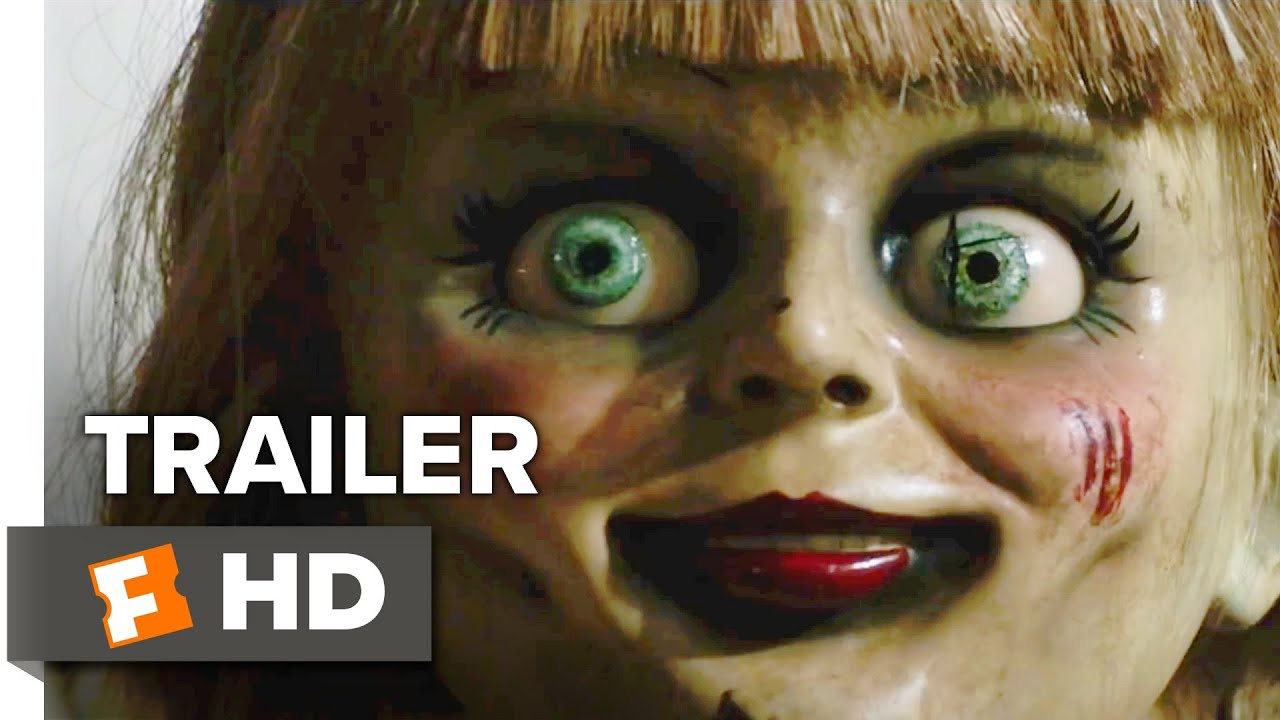Photo of Annabelle Comes Home Trailer #1 (2019) | Movieclips Trailers
