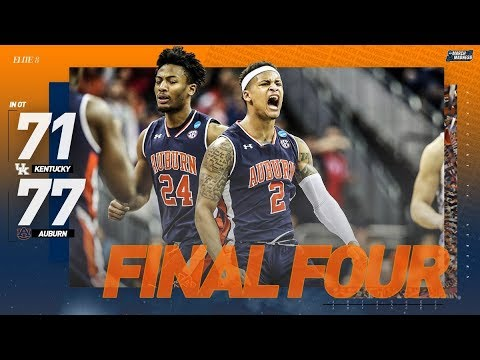 Photo of Kentucky vs. Auburn: 2019 Elite 8 NCAA tournament extended highlights
