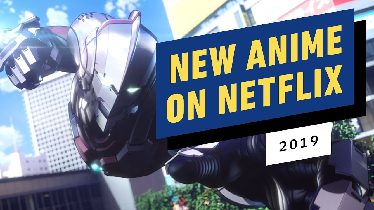 Photo of Anime Coming to Netflix in 2019