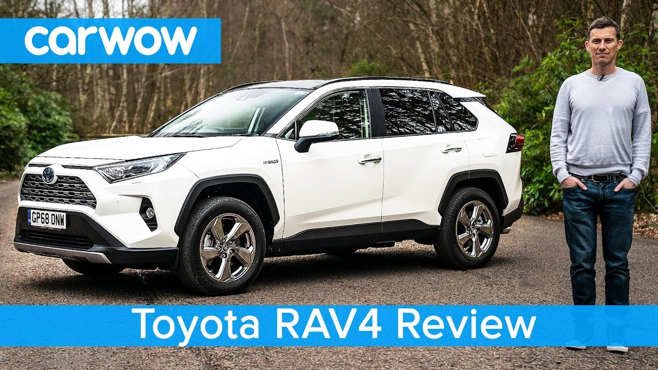 Photo of Toyota RAV4 SUV 2019 in-depth review | carwow Reviews