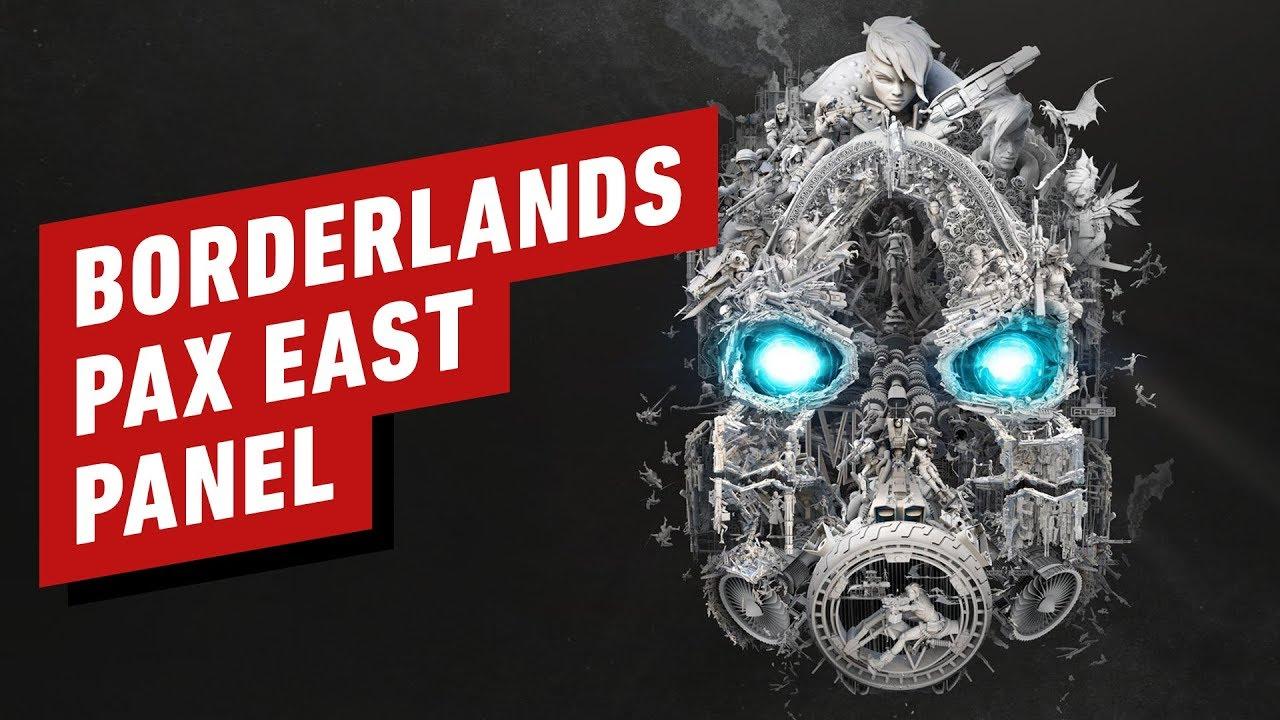 Photo of Borderlands 3 Reveal + Gearbox PAX East 2019 Stream  – IGN Live