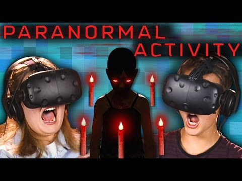 Photo of PARANORMAL ACTIVITY | VR HORROR GAME! (Teens React: Gaming)