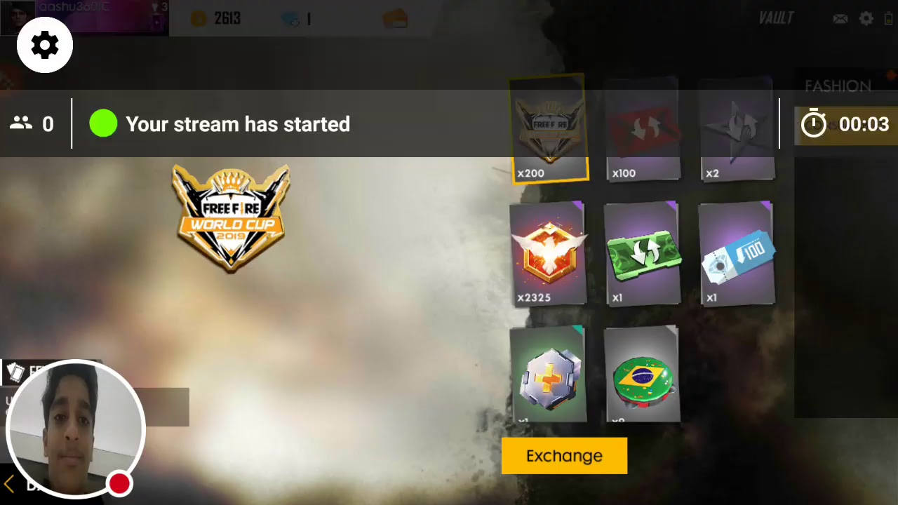 Photo of HEER HAS SEA IN INDIA INVATIONAL WORLD CUP FREE FIRE TOKEN