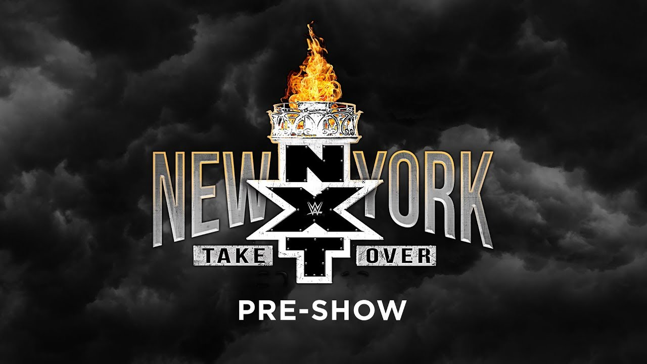 Photo of NXT TakeOver: New York Pre-Show: April 5, 2019