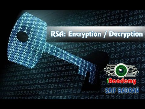 Photo of RSA: Key Generation / Encryption / Decryption – شرح بالعربي