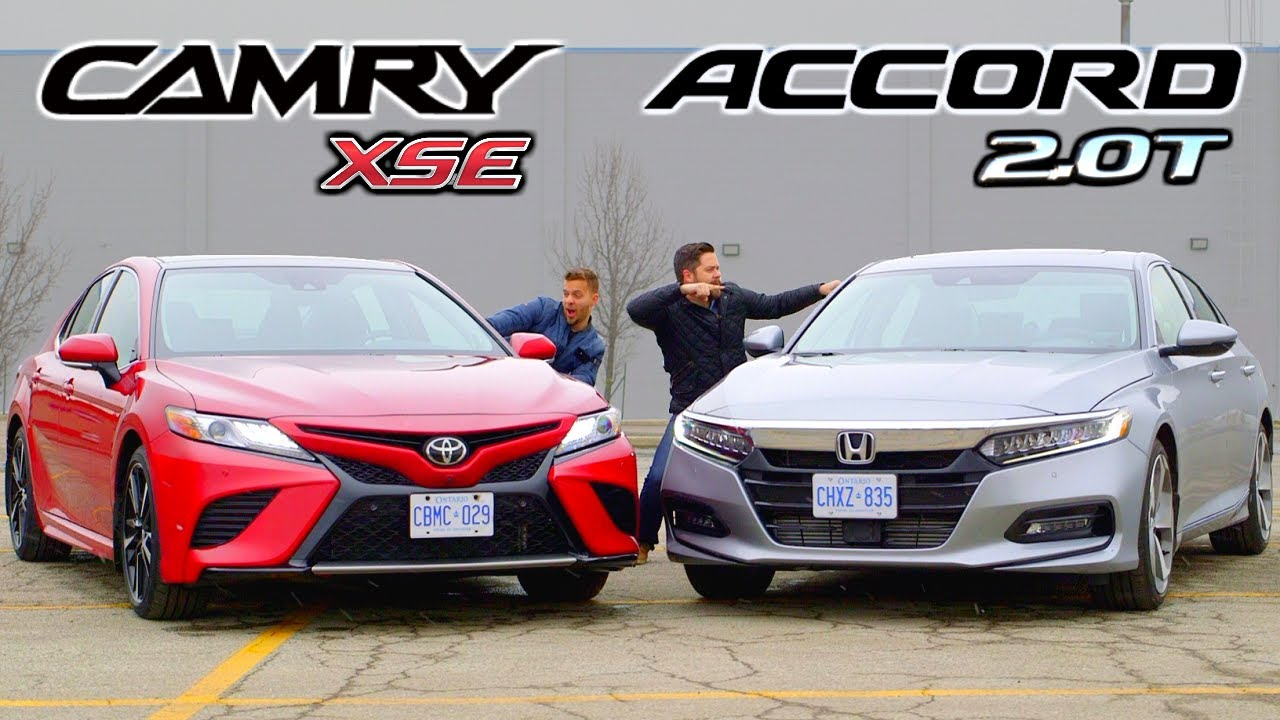 Photo of 2019 Toyota Camry XSE vs Honda Accord 2.0 Touring // Battle For Best Mid-Size Sedan