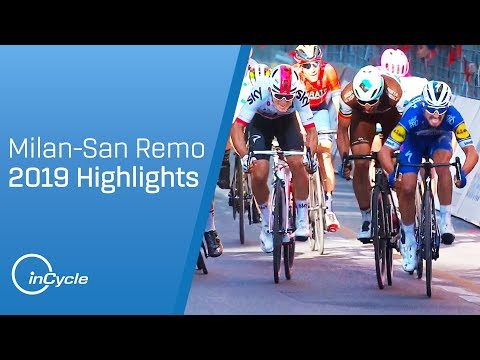 Photo of Milan San-Remo 2019 | Full Race Highlights | inCycle