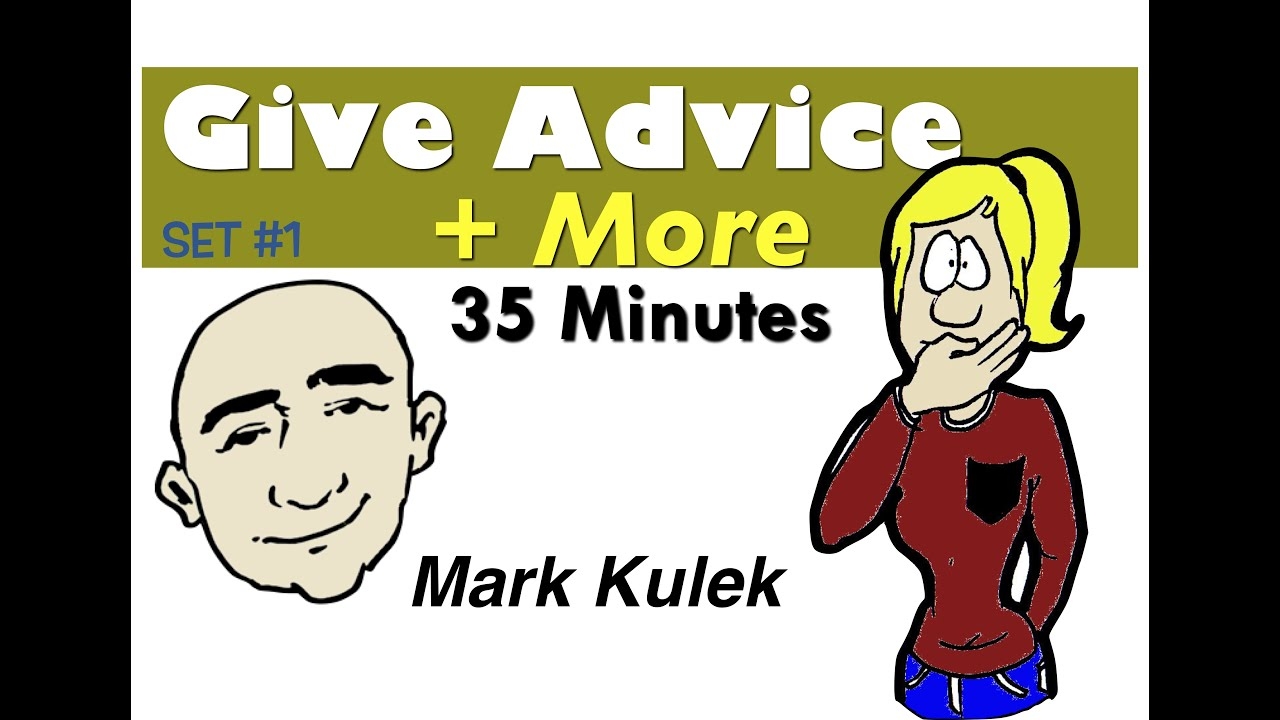Photo of How to Give Advice + More | Everyday Topics for English Conversation – ESL