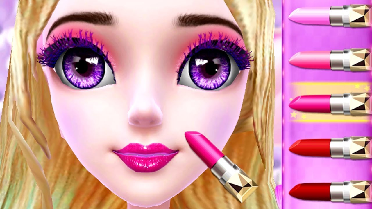 Music Idol Spa and Makeup – Play Girls Princess Makeup, Makeover & DressUp Games -Fun Girl Care Game