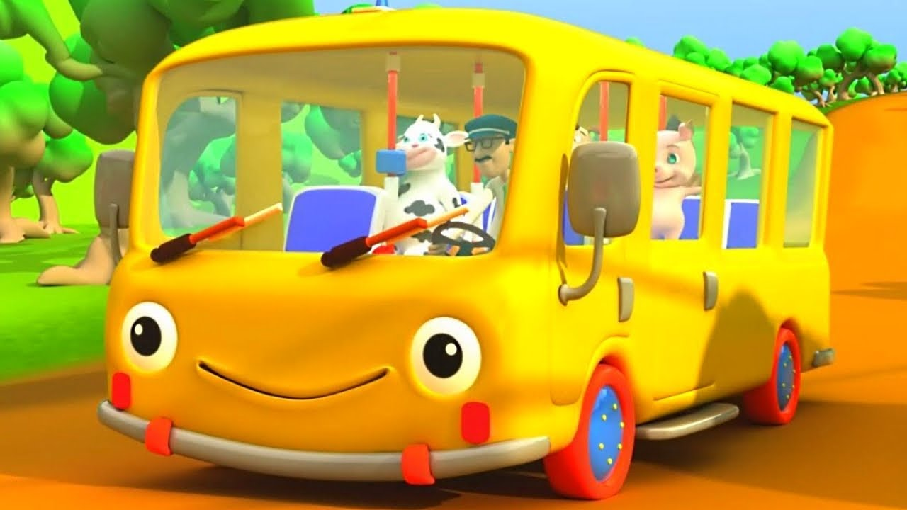 Photo of Nursery Rhymes Playlist for Children: Wheels on the Bus | Baby Songs to Dance