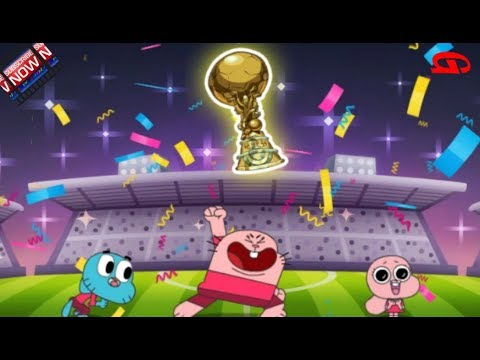 Photo of The Amazing World of Gumball: Toon Cup Africa (CN Games)