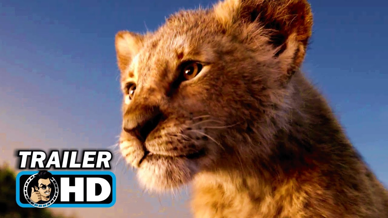 Photo of THE LION KING Trailer #2 (2019)