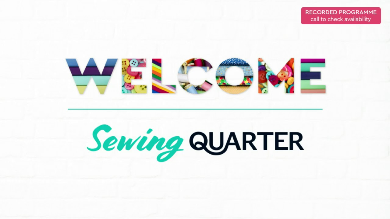 Sewing Quarter – Saturday 6th April 2019