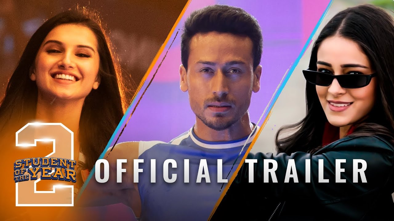 Photo of Student Of The Year 2 – Trailer | Tiger Shroff | Tara | Ananya | Punit Malhotra | 10th May