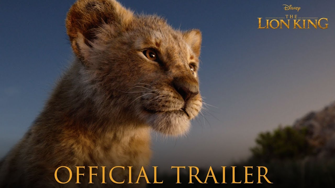 Photo of The Lion King Official Trailer