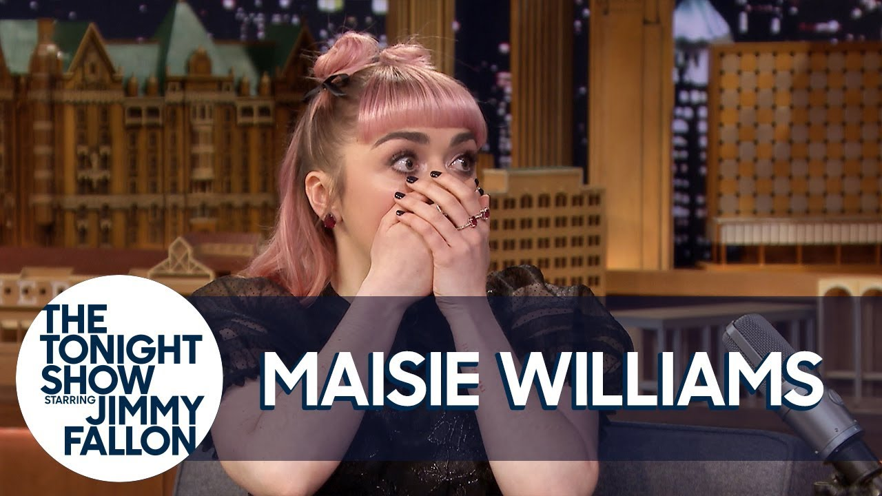Photo of Maisie Williams Accidentally Drops a Major Spoiler in Game of Thrones' Final Season